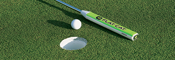 SQUARE YOUR FACE AND SINK MORE PUTTS