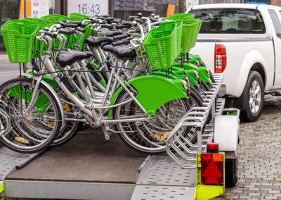 TowSmart lifestyle - bikes